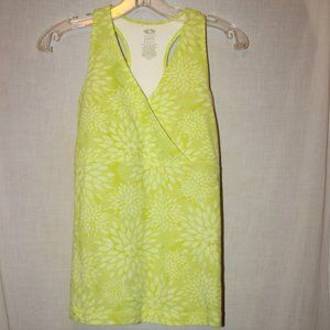 SALE Lime Green Athletic Works Tank Top XS